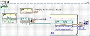 Solved  How To View Current Size Of Block Diagram In Labview 2012  - Ni Community