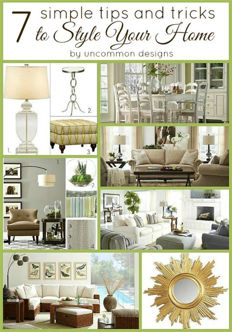 home design tips and tricks 7 simple tips and tricks to style your home simple home decorating