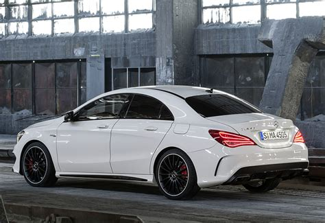 mercedes benz cla  amg  specifications