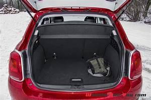 Taille Coffre Fiat 500 : volume coffre fiat 500x photo paris 2014 fiat 500 x volume coffre essai fiat 500x cross ~ New.letsfixerimages.club Revue des Voitures