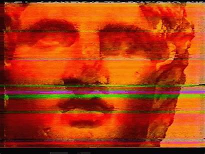 Orange Vhs Aesthetic Gifs Vaporwave Statue Giphy