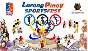 Larong Pinoy: Laro ng Lahi: The Traditional Filipino Games ...