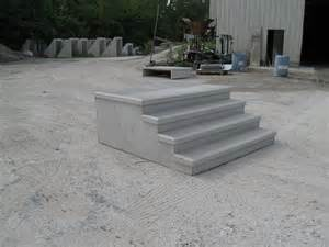 Exterior Basement Stairs by Mono Concrete Step Llc Steps With Platforms