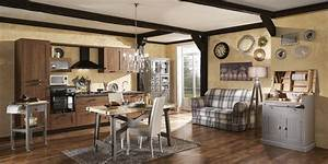 Casa In Stile Country  Protagonisti Legno E Materiali Grezzi