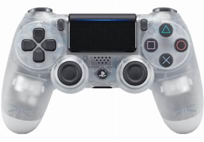 Ps4 Controller Dualshock Wit Sony Crystal Doorzichtig