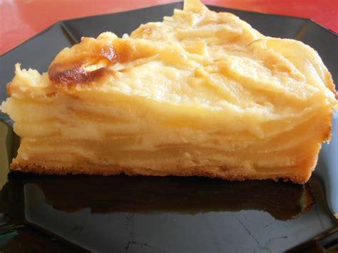 dessert avec poires fraiches gateau invisible pomme poire d eryn au thermomix ou non la cuisine d angelle