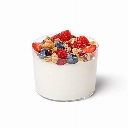 Yogurt Parfait Greek Order Fil Chick Menu