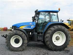New Holland Tm120 Tm130 Tm140 Tm155 Tm175 Tm190 Tractor Workshop Se