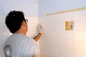 Ceramic tile repair services maryland washington dc n va for Cracked bathroom tile repair
