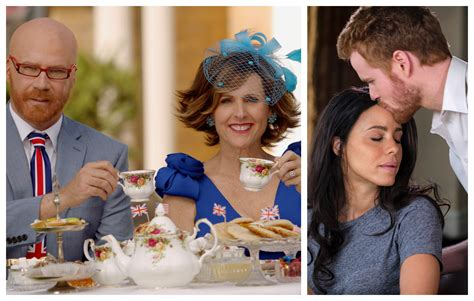 royal marriage ceremony   harry  meghan movies