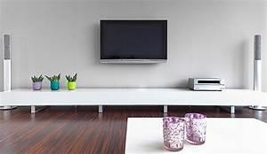 Fixer Une Télé Au Mur : quelques liens utiles ~ Premium-room.com Idées de Décoration