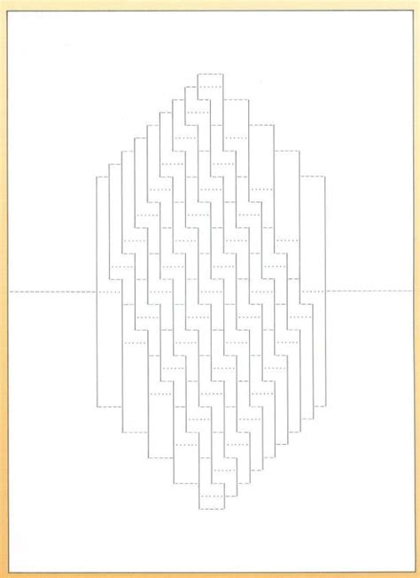 plantilla origami arquitectonico en autocad 2012 origami paper cutting