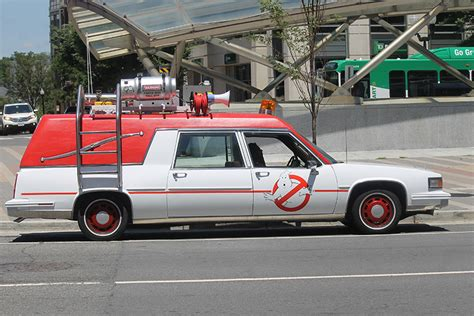 What Is The Ghostbusters Car by Here S How To Ride Like A Ghostbuster Later This Week