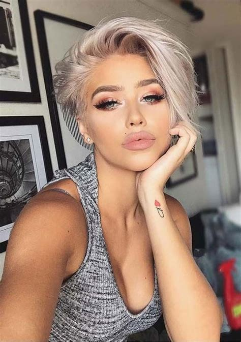 cute short haircuts  styles women