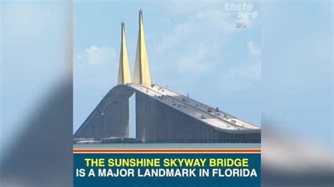 Sunshine Skyway Bridge Serves Tampa Bay Icon Youtube