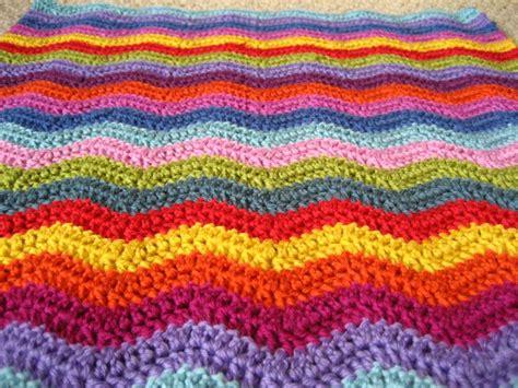 ripple crochet pattern 10 free ripple crochet afghan patterns