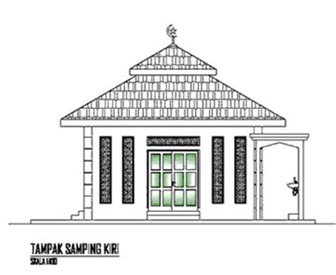 rumah minimalis cat hitam putih terbaru denah rumah