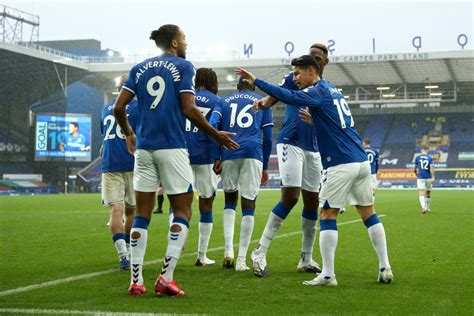 Everton Players Rated In Comfortable Win Vs Brighton - The ...