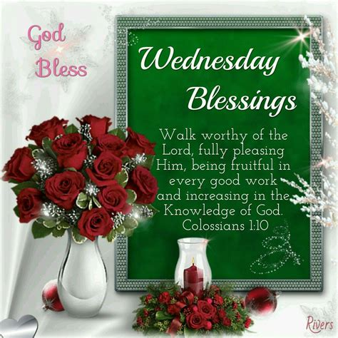 wednesday blessings pictures   images