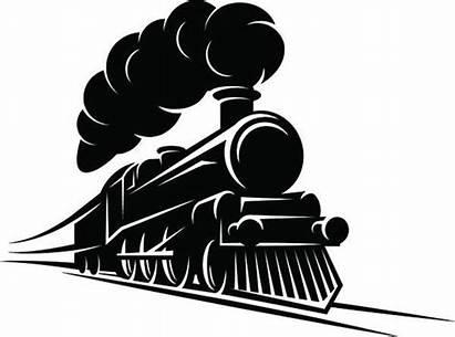 Train Clipart Svg Steam Engine Locomotive Vector