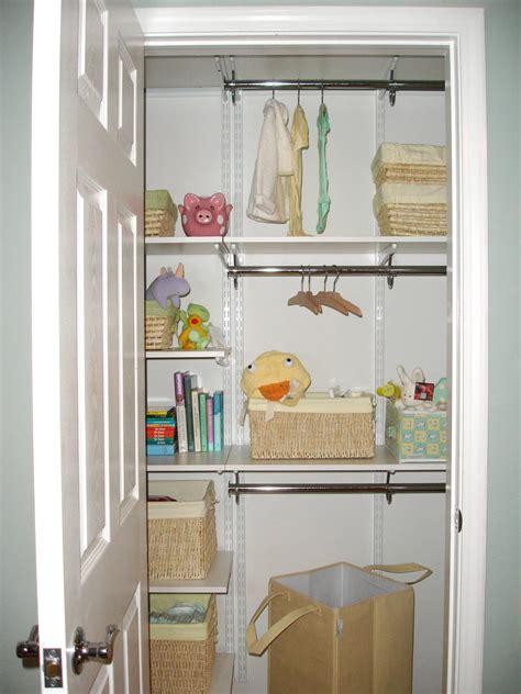 organized nursery hgtv