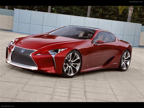 lexus sport lexus lf lc sports coupe concept 2012 exotic car pictures