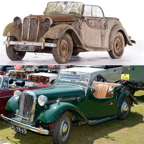 59 Antique Cars Will Be Sold At Auction After They Were