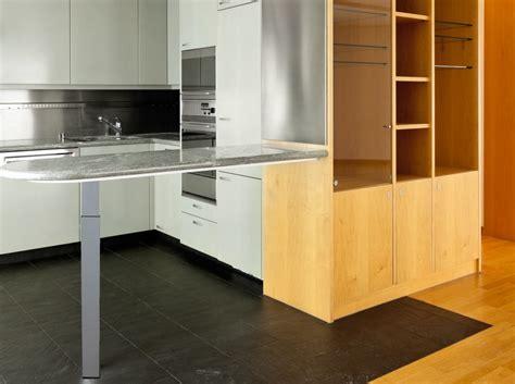 pied pour cuisine plan de travail cuisine sur pied plan de travail avec