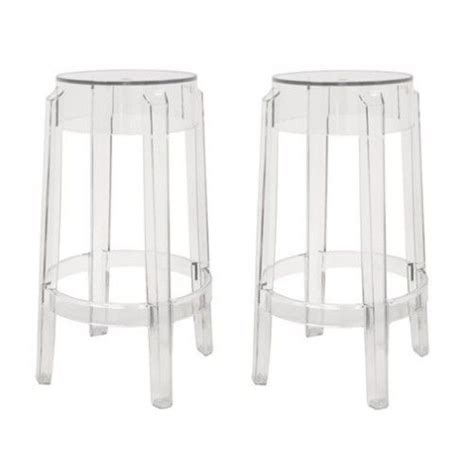 clear acrylic ghost stool for the home