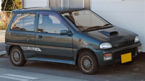 Subaru Rex by Subaru Rex 1987