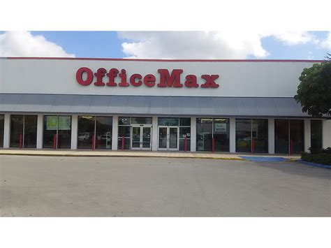 Office Depot Hours Miami by Office Max In Miami Fl 11815 S W 26th
