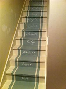 20, Fancy, Painted, Stair, Runners, Ideas