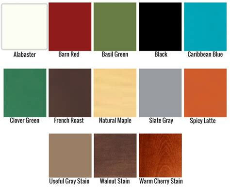 paint colour sles paint colour sles laid out with