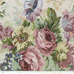 DEC- Natural Floral Tapestry Home Decor Fabric - Hobby