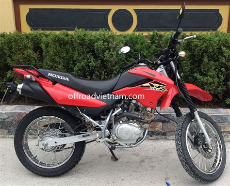 Late 2013 Honda Xr125l For Sale In Hanoi