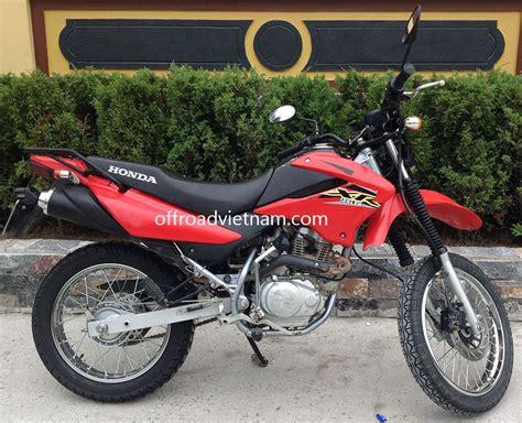 honda motocross bikes for sale late 2013 honda xr125l for sale in hanoi offroad vietnam