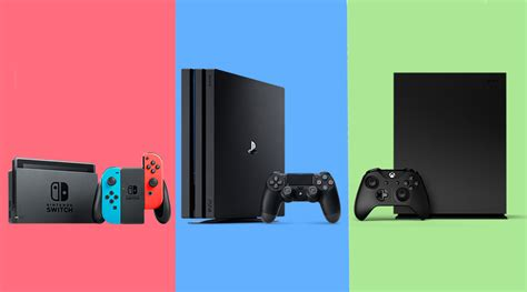 playstation  pro  project scorpio  nintendo switch