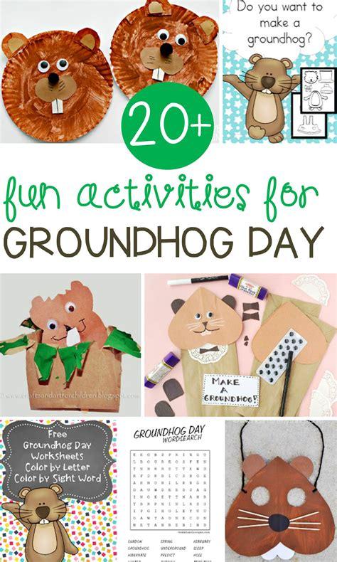 fun groundhog day activities  kids learn celebrate