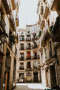old, streets, of, the, gothic, quarter, of, barcelona, , spain, by, kristen, curette, , u0026, daemaine, hines