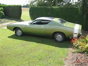 1972 Dodge Charger  Four Speed Hurst Manual