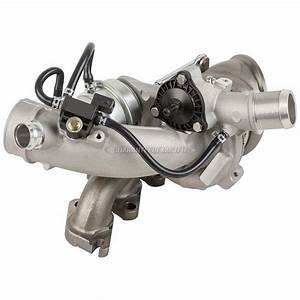 2012 Chevy Cruze Turbo Location For Sensor 2012 Chevrolet Cruze Turbocharger From Car Parts