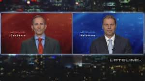 Lateline - 31/10/2014: Latelines Friday Forum
