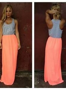 Casual Maxi Dresses on Pinterest