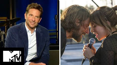 Bradley Cooper Talks About Shallow & His Sex Scenes With