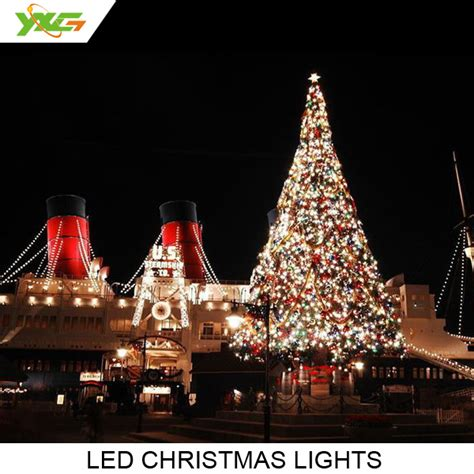 outdoor decoration 12v 10m 100 leds led string