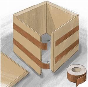 Epoxidharz Holz Kleben : paketklebeband statt zwinge selber machen heimwerkermagazin ~ Michelbontemps.com Haus und Dekorationen