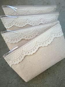 Retro Rucksack Selber Nähen : vintage lace make up tasche brautjungfer kupplung set von sayyoudo deko pinterest n hen ~ Orissabook.com Haus und Dekorationen