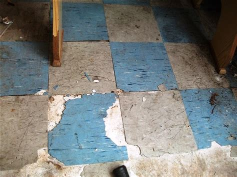 removing  flooring  asbestos risk ideas