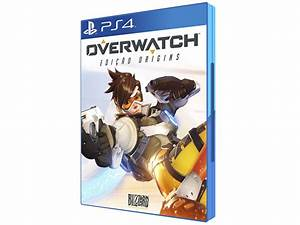 Overwatch Origins Edition Para PS4 Blizzard Jogos De