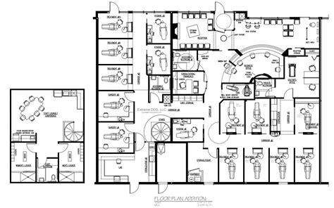 cosmetic  specialty floor plans